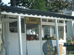 Tucker Farms Roadside stand