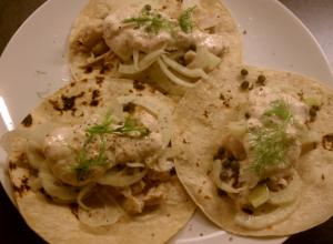 Mahi Taco