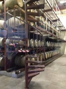 Barrel Storage