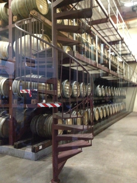 Barrel Storage