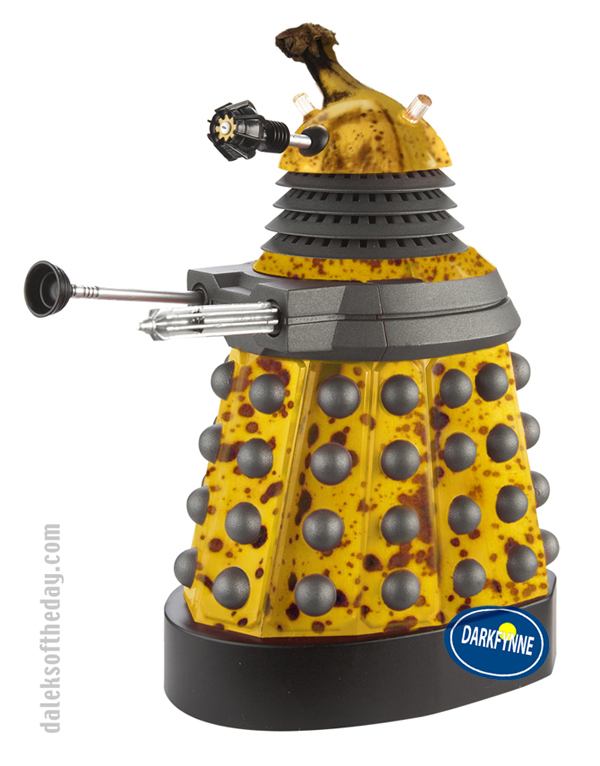 I dalek bananas so much!
