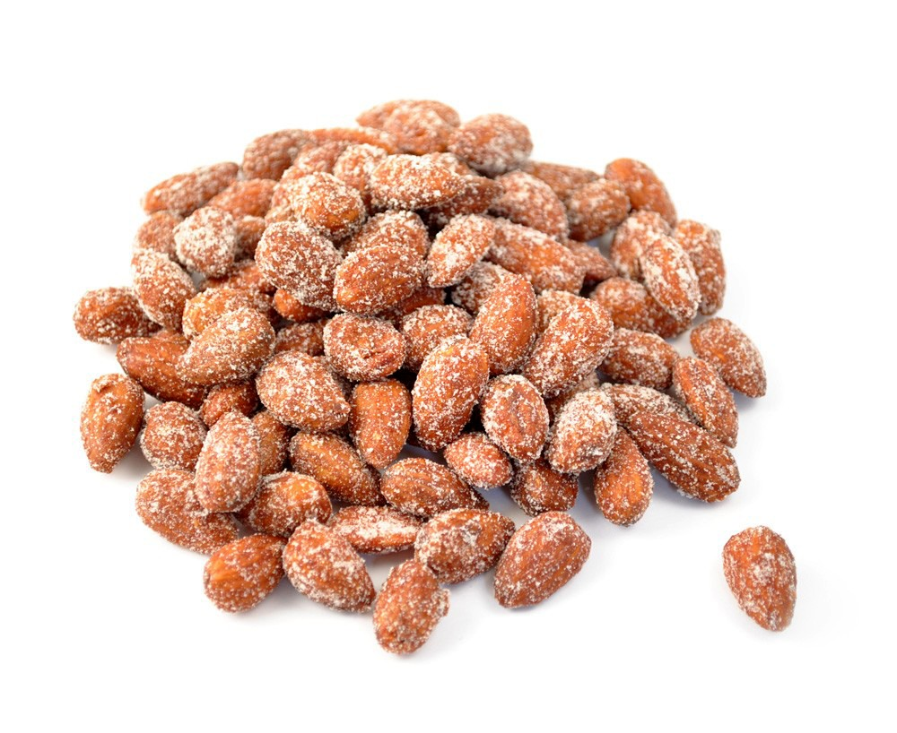 Honey roasted almonds? Almond if I do!